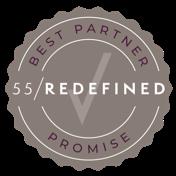 Reimagined 55 Logo